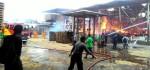 Pabrik Pengolahan Kayu Terbakar, Kerugian Ditaksir Milyaran Rupiah