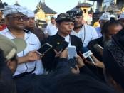 Yayasan Bumi Bali Bagus (YBBB) bekerjasama dengan Yayasan Giro Purwa Acharya (YGPA) akan menggelar Pagelaran sendratari kolosal bertajuk 'Nusantara Bangkit' akan dihelat di Taman Budaya Denpasar - foto: Istimewa
