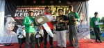 Juara di Semua Kelas, Farid Boyong Motor di Lomba Menembak Piala Kapolres Kebumen