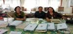Ratusan Peserta Ikuti UNKP dan UNBK Kejar Paket C di Denpasar