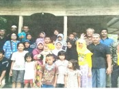 Kunjungan tim monitoring pasca penempatan transmigran dari Dinperinaker Kabupaten Purworejo ke UPT Tolihe, Baito, Konawe Selatan, Sulawesi Tenggara, dari 18 - 21 April 2017 - foto: Sujono/Koranjuri.com