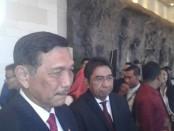 Menteri Koordinator Bidang Kemaritiman, Luhut Binsar Panjaitan/foto: Koranjuri.com