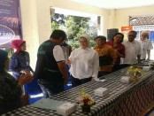 Tim dari BPOM RI bersama Pemerintah Kota Denpasar menggelar sidak peredaran makanan yang mengandung bahan berbahaya di Pasar Agung Peninjoan, Denpasar - foto: Istimewa
