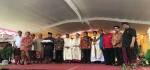 Hadiri Misa Peringatan 100 Tahun Penampakan Bunda Maria, Bupati Giri Prasta Serahkan Dana Hibah Rp 1 Milyar