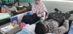 Meriahkan HUT Bhayangkara Ke-71 Polres Kebumen Adakan Donor Darah