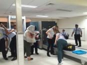 Deportasi Ratu Mariyuana Schapelle Leigh Corby melalui Bandara Internasional I Gusti Ngurah Rai menuju Australia, Sabtu, 27 Mei 2017 - foto: Istimewa