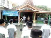 Upacara peringatan Hari Kelahiran Pancasila di Desa Soko, Bagelen, Purworejo - foto: Sujono/Koranjuri.com