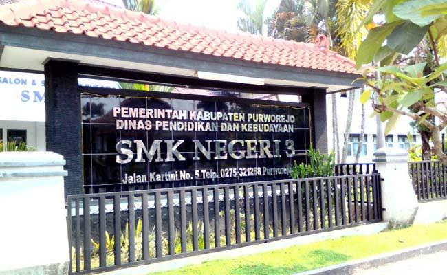 SMK N 3 Purworejo - foto: Sujono/Koranjuri.com