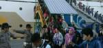 Antisipasi Arus Balik, Petugas Gabungan Gelar Razia Yustisi di Pelabuhan Benoa