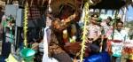 Melepas Purnawirawan Polisi Dengan Tradisi Unik Rote Ndao