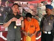 Polsek Denpasar Barat menggelandang PART yang melakukan pencurian tas berisi uang Rp 4 juta - foto: Istimewa