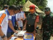 Kunjungan tim Sergap Mabesad yang diketuai Brigjend TNI Sudarto, saat berkunjung ke Kodim 0708 Purworejo, Rabu (26/7) - foto: Sujono/Koranjuri.com
