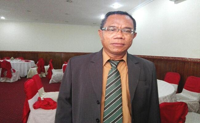 Dekan FPBS IKIP PGRI Bali, Dr. Ketut Yarsama/Koranjuri.com M.Hum