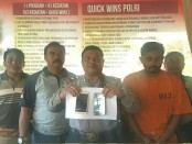 Berpura-pura jadi pengunjung tempat hiburan malam, Agung Rismawan Nugroho (36), pria asal Bantul ini ternyata mencari sasaran untuk melakukan aksi pencurian - foto: Istimewa