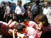 Pelaku penipuan online yang dijalankan di Bali dengan pelaku puluhan warga asing - foto: Suyanto