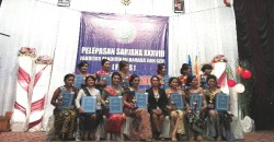 Dari Yudicium dan Pelepasan Mahasiswa XXXVIII FPBS IKIP PGRI Bali