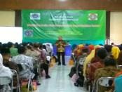 Suasana Seminar Pendidikan Karakter di Gedung Wanita, Purworejo, Sabtu (29/7) - foto: Sujono/Koranjuri.com