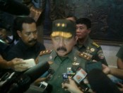 Panglima Kodam IX/Udayana, Mayjend TNI Komaruddin Simanjuntak - foto: Suyanto