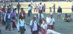 Karnaval HUT RI Diikuti Etnis Nusantara
