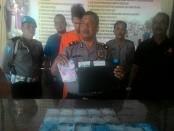 Ahmad Reza Ajmil Adzani (20) alias ARAA pelaku pencurian uang kasir di retail moderen Indomaret di Jalan Kubu Anyar, Badung - foto: Istimewa