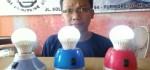 Dari Limbah Sampah Jadi Lampu Emergency Hemat Energi