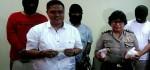284 gram Sabu-sabu Diamankan dari Kurir Jaringan Jawa-Bali