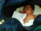 Bayi mungil tak berdosa yang dibuang orangtuanya sendiri - foto: Istimewa