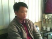 Pratama L Juliyanto, calon pengantin laki-laki ini ternyata seorang wanita bernama Nova Apriyani - foto: Sujono/Koranjuri.com