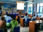 Pelatihan Kompetensi yang diikuti karyawan bagian produksi  PDAM Purworejo - foto: Sujono/Koranjuri.com