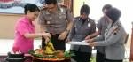 Tasyakuran Hari Jadi Polwan Ke-69 di Polres Purworejo