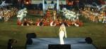 Mulan Jameela Hibur Penonton Ketika Sambutan Gubernur Diurungkan