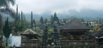 Aktifitas Gunung Agung Meningkat, Kunjungan Wisatawan Ke Pura Besakih Normal