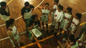 Tim Basket Putri Gianyar Raih Emas Pertama Porprov Bali XIII