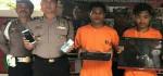 Terlibat 363, Jakson Sembunyi Dibalik Pintu Waktu Dijemput Polisi