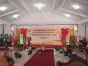 Komisi Pemilihan Umum (KPU) Kabupaten Rote Ndao, Sabtu (7/10/2017) merilis tahapan pemilihan Bupati dan wakil Bupati 2018-2023 - foto: Isak Doris Faot/Koranjuri.com