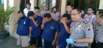 Judi Dadu, 4 Orang Digiring Polisi