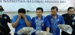 BNN Baru Amankan 1 Orang, Pengiriman Paket Ganja Rute Medan-Denpasar-Lombok