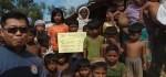Dari Camp Pengungsi di Bangladesh, Mereka Bertanya Tentang Anak-Anak Indonesia