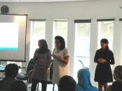 Konsulat Jenderal Amerika Serikat di Surabaya mengadakan diskusi dengan tema 'Economic Empowerment for People with Disabilities'. Diskusi dilakukan di Annike Linden Center, Tohpati, Denpasar, Senin, 2 Oktober 2017 - foto: Koranjuri.com