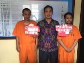 Polresta Denpasar menangkap  8 orang diduga pelaku terkait penyalahgunaan dan peredaran gelap Narkotika dalam rentang waktu 28 September-Rabu 4 Oktober 2017 - foto: Istimewa