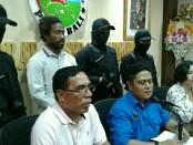 Juga Frans Xavier Sousa Goma diamankan Tim Direktorat Narkoba Polda Bali setelah 4 tahun kabur dari penjara Timor Leste - foto: Istimewa