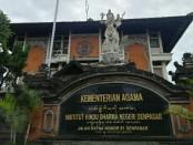 Kampus Institut Hindu Darma Negeri (IHDN) Denpasar - foto: Koranjuri.com