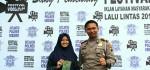 Film 'Mari Berkendara Dengan Baik, Juarai  ILM Polres Kebumen