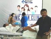 Fasilitas baru BIMC Pain Clinic, BIMC Siloam, Nusa Dua dalam menangani pasien dengan terapi nyeri - foto: Koranjuri.com