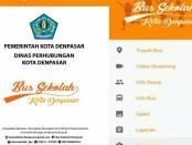Aplikasi Si Bused yang mulai dirilis di platform Android - foto: screenshot