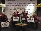 BPJS TK Gianyar menyabet penghargaan untuk semua kategori – foto: Ari Wulandari/Koranjuri.com