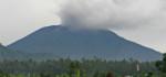 Gunung Agung Meletus Mengeluarkan Asap Kelabu Tebal Setinggi 700 Meter
