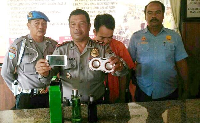 Bongkar Tas Milik Bule, Eman Terancam 7 Tahun Penjara