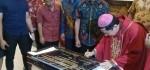 Uskup Denpasar Tahbiskan Gereja St. Silvester Pecatu