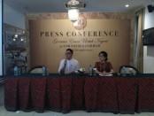 Konferensi pers dalam rangka Milad ke-50 Batik Danar Hadi, Solo - foto: Djoko Judianto/Koranjuri.com